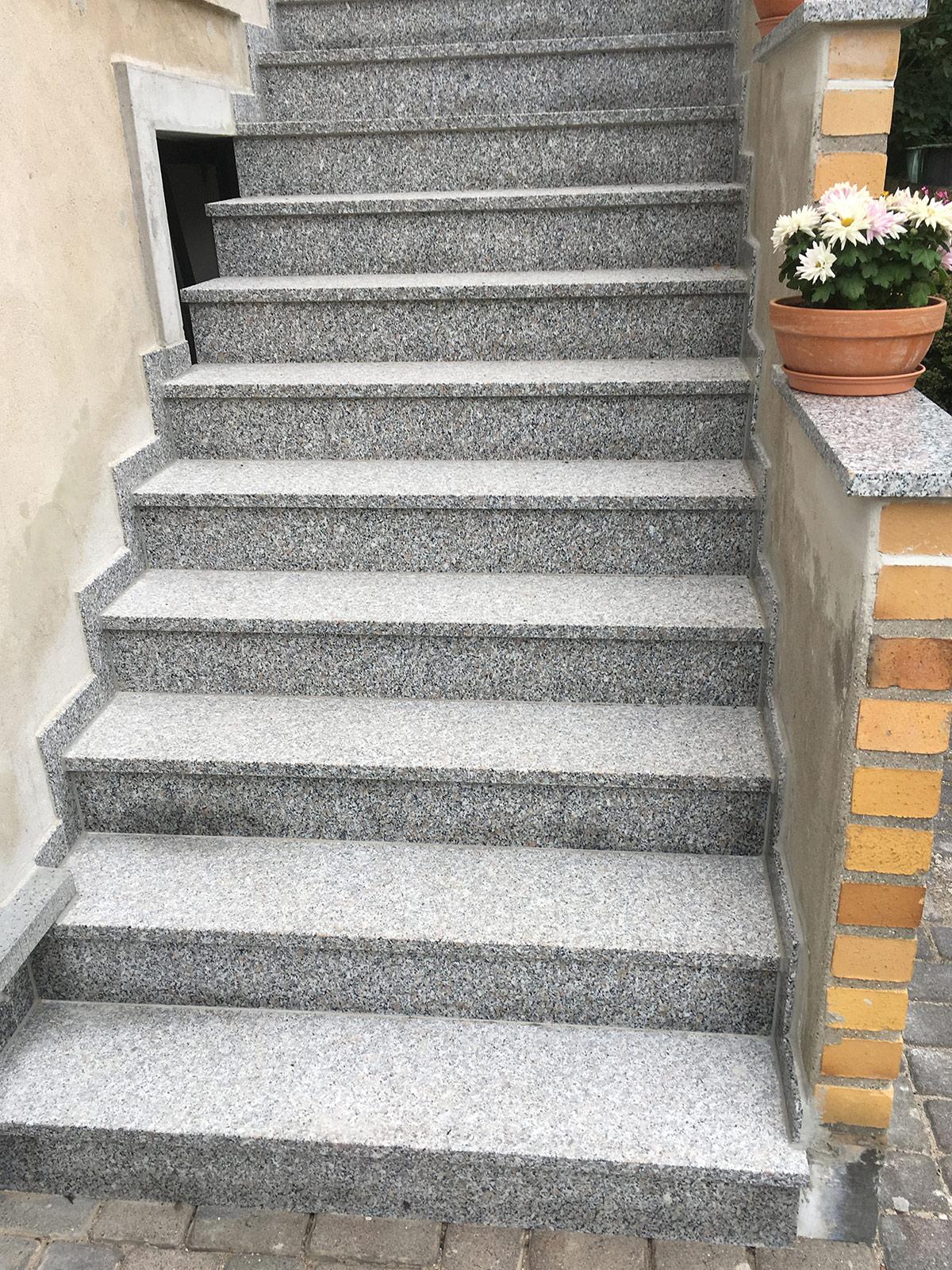 Treppensockel